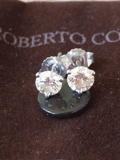 Roberto Coin Roberto Coin Neiman Marcus Diamond stud earrings
