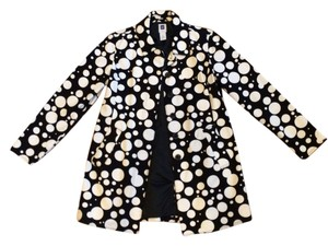 Gap Very dark navy with whitle polka dots Jacket