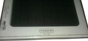 Coach COACH HERITAGE SIGNATURE MOLDED IPAD CASE