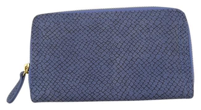 Item - Periwinkle Blue Zippered Wallet