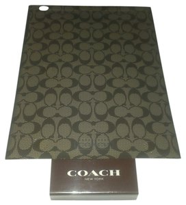 Coach COACH SIGNATURE MOLDED MINI IPAD CASE
