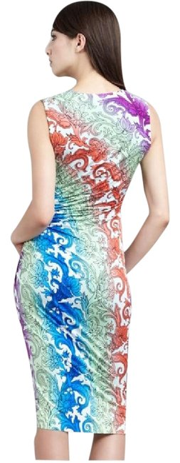 Etro Paisley Scarf Print Dress