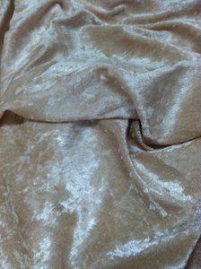 "Taupe 120"" Round Crinkle Satin Also Have Some Rectangular Tablecloth"