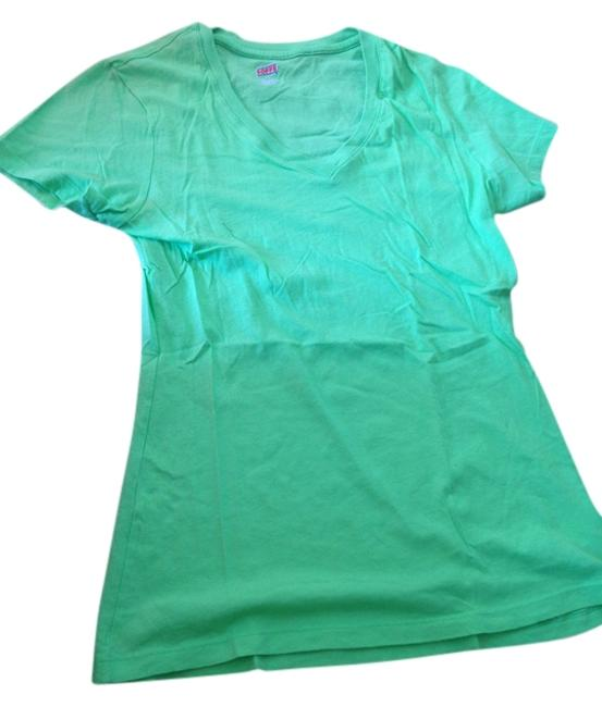 Item - Lime Green Activewear Top Size 12 (L, 32, 33)