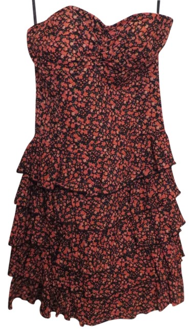 Preload https://img-static.tradesy.com/item/788301/romeo-and-juliet-couture-floral-above-knee-short-casual-dress-size-8-m-0-0-650-650.jpg