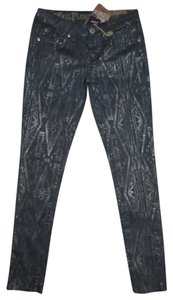 Wallflower Skinny Jeans-Coated