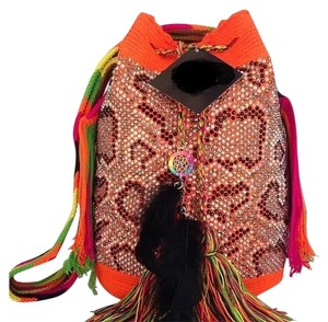 Wayuu Tribe Shoulder Bag