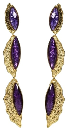 Preload https://item1.tradesy.com/images/camella-violet-earrings-788590-0-0.jpg?width=440&height=440