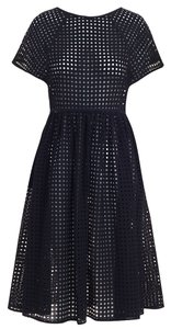 ZIMMERMANN short dress Black Tory Burch Dvf Parker on Tradesy