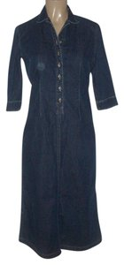 Blue Maxi Dress by Liz Claiborne