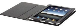 Griffin Technology Black Griffin Elan Folio Slim for iPad 2, New