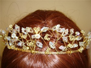 Elen Henderson Nwt Henderson Bridal Tiara Weddings #9010