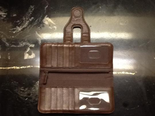 Other Brown Leather Wallet
