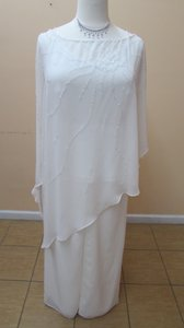 Alfred Angelo Ivory 6415/mpant-a Dress