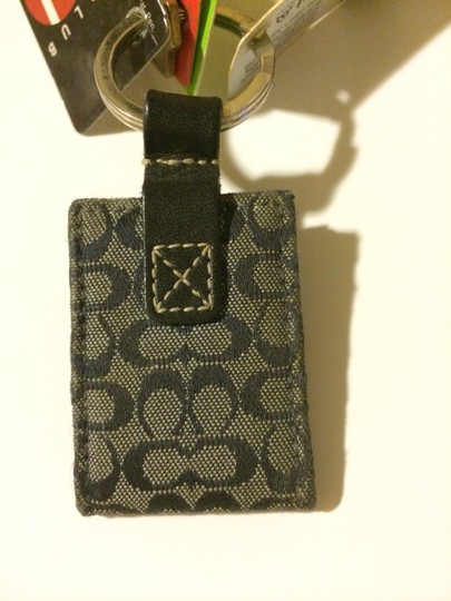 Coach Coach Picture Holder Keychain