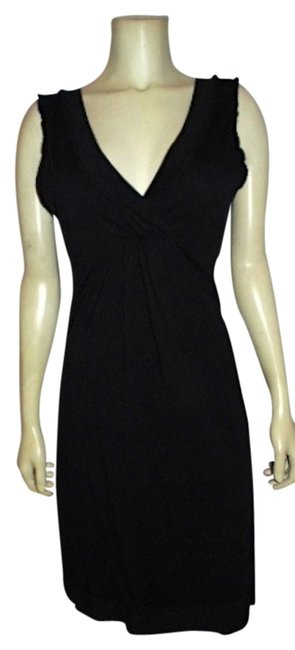 American Eagle Outfitters short dress BLACK P348 Size Large on Tradesy