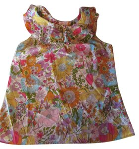 Liberty of London for Target Retro Top Boheimian Floral