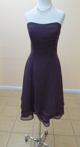 Grape/Berry 7056 Dress