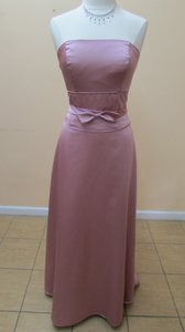 Alfred Angelo Dusty Rose 6552 Dress