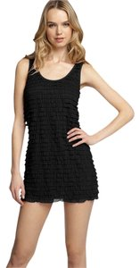 Free People short dress Black Lbd Cover Up on Tradesy