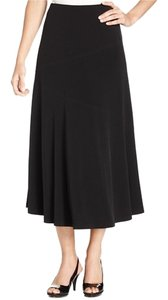 JM Collection Skirt Black