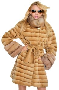 LaFuria Fur Coat