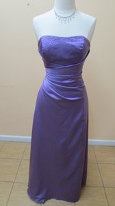 Alfred Angelo Purple/Purple 7027 Dress