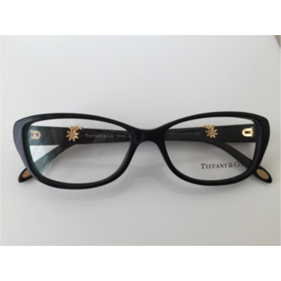 Tiffany & Co. Black/Clear Tf2068b Sunglasses - Tradesy