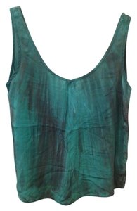 Patterson J. Kincaid Sleeveless Top Green