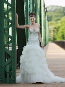 Kathy Ireland G231112 Wedding Dress