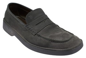 Tod's Tods Mens Loafers Black Formal