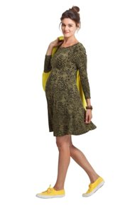 Isabella Oliver short dress Multi- animal print Banbury on Tradesy