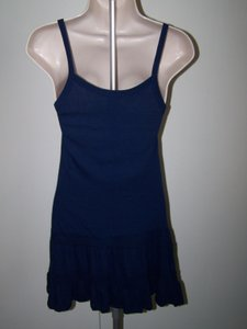 Ambiance Apparel short dress Blue Small Junior on Tradesy