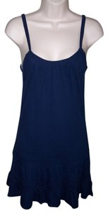 Ambiance Apparel short dress Navy Blue Small Junior Spaghetti Strap New on Tradesy