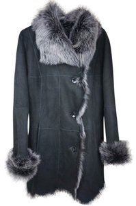 HIDE SOCIETY Fur Coat