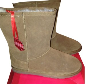 Sonoma Camel Boots