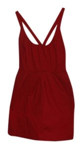 Jack by BB Dakota short dress Red Nautical Americana Classic Nordstroms Bloomingdales on Tradesy