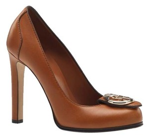 Gucci Brown/tobacco Pumps