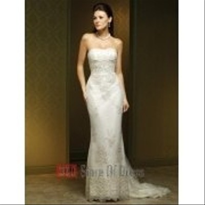 Mia Solano M1098z Wedding Dress