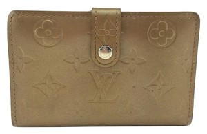Louis Vuitton Louis Vuitton Port Feuille Vienoise Vernis French Purse Wallet