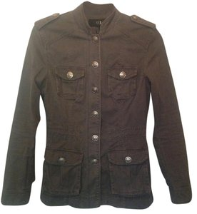 Forever 21 Spring Casual Military Jacket