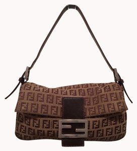 Fendi Vintage Travel Shoulder Bag