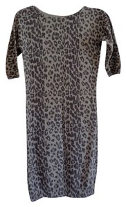 Old Navy short dress Animal Print on Tradesy