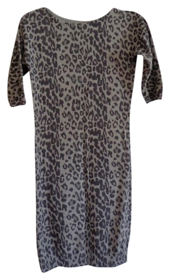 face79bbc2e1 Old Navy Animal Print Above Knee Short Casual Dress Size 6 (S) - Tradesy