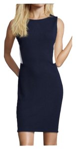 Wyatt short dress Navy & White on Tradesy