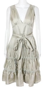 Marc by Marc Jacobs short dress Cream Beige Designer on Tradesy