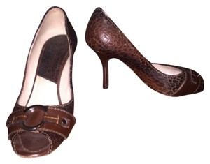 Dior Brown Pumps