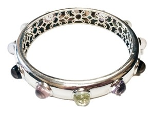Lush Jewels JB0006-SS- 'Rock N Roll' Bangle in Sterling Silver