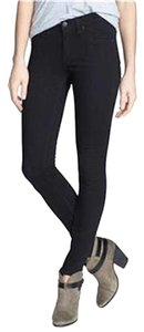 Rag & Bone Legging Plush Denim Skinny Jeans-Dark Rinse