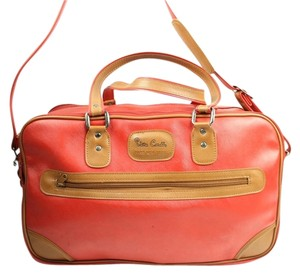 pima cardin red Travel Bag